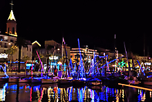 christal production - sanary sur mer  - Illuminations Noel_99031